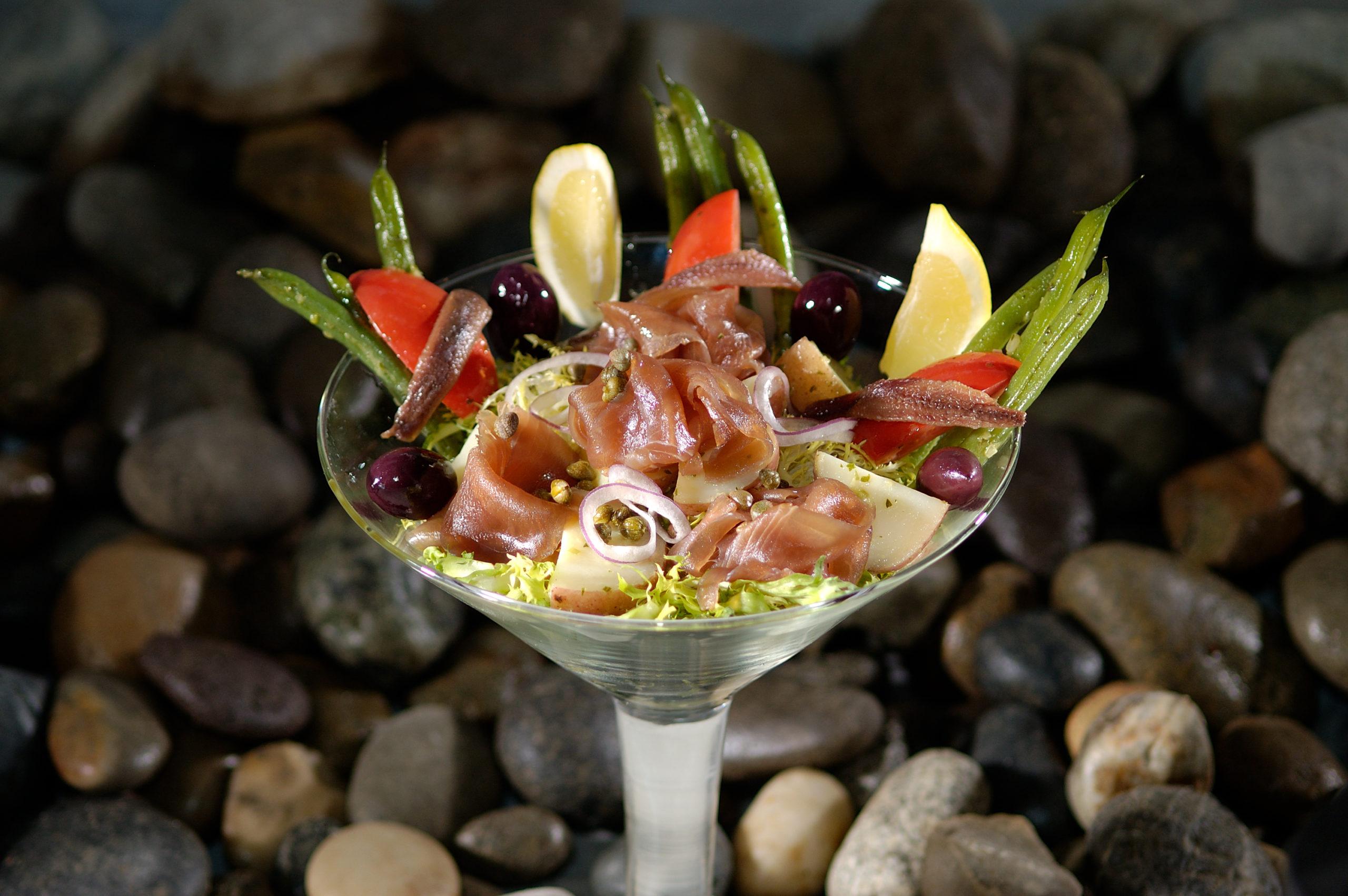 Sliced Smoked Yellowfin Tuna