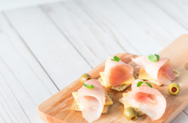Sliced Smoked Albacore Tuna