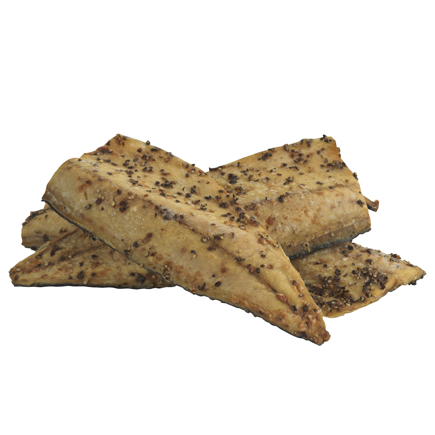 Smoked Peppered Mackerel Fillets